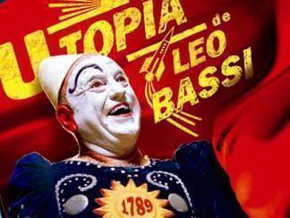 Leo Bassi y... Shhh Cabaret Las Vegas Airlines (DBH, 26)