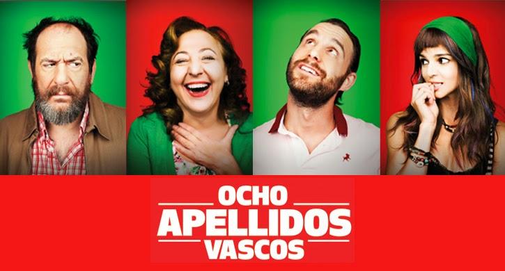 Ocho Apellidos Vascos y A Marte Cabaret (DBH, 28)